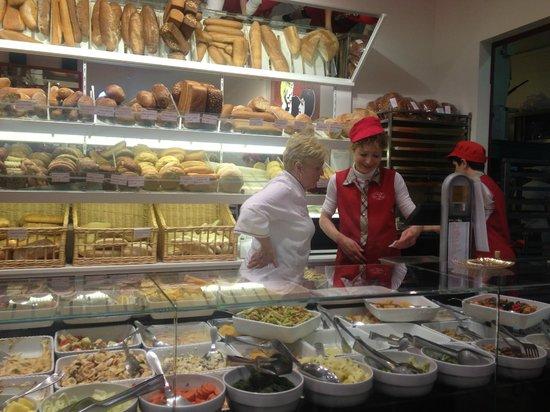 Il Pane de Tina Beretta: Plenty of Choice