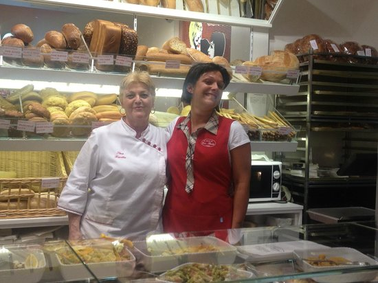 Il Pane de Tina Beretta: Mother & Daughter