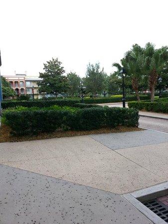 Disney's Port Orleans Resort - French Quarter: relaxing atmosphere