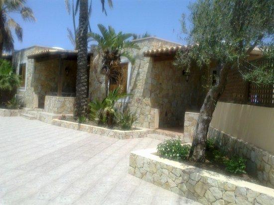 Oasis Resort : dammuso