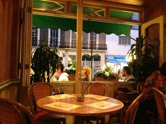 Bizarro Restaurant To Paddington London Map