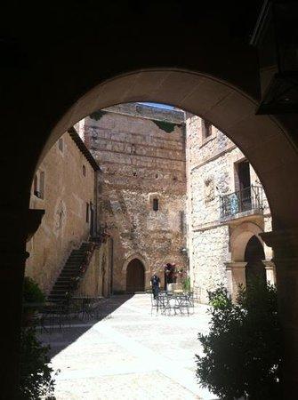 Hotel Castillo de Castilnovo: interior