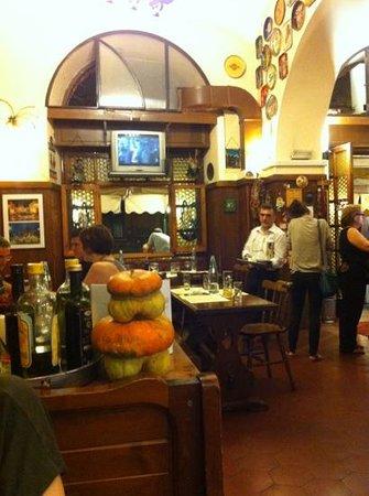 Ristorante Birreria Pizzeria Galilei: ristorante