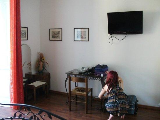 Lucky House: room 1