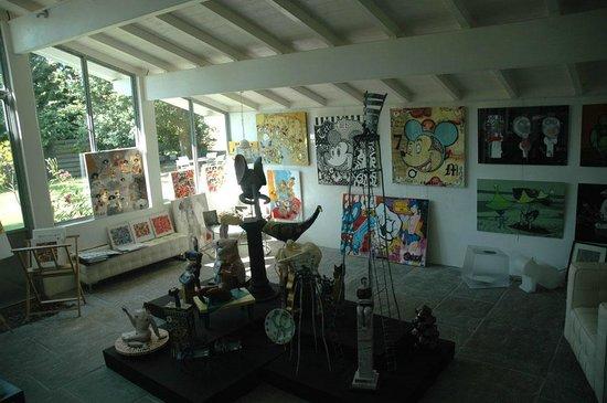 Nere-Chocoa: galerie expo