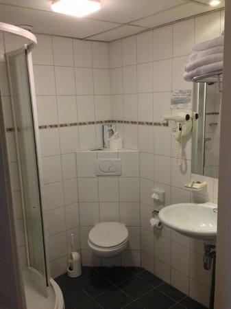 Brinkhotel Zuidlaren: Bathroom
