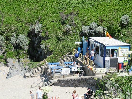 Barricane Beach Cafe Woolacombe