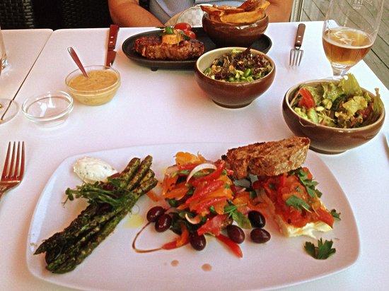 Restaurang BAR.B.KO: Vegetarian tapas