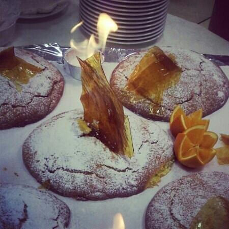 Hotel Città di Rosario : torta