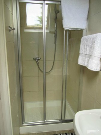 Cassidy's Bed and Breakfast : Shower