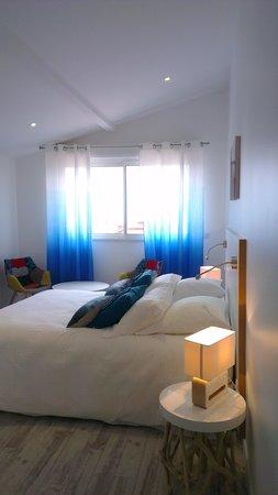 Hotel Au Bon Coin: suite