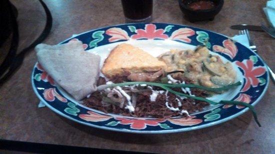 La Olla Mexican Cafe: Pork Carnitas