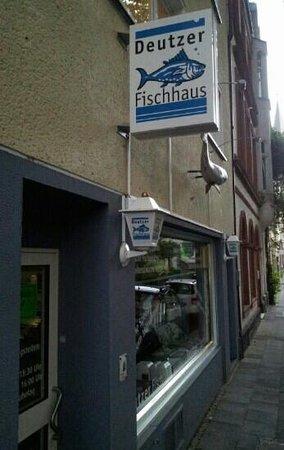 Deutzer Fischhaus