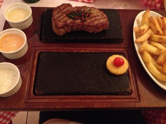 Rolli's Steakhouse Schlieren: Titel hinzufügen
