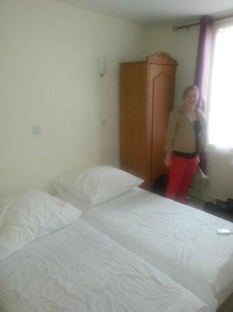 Le Grand Hôtel de Clermont : triple room