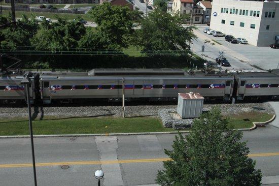 Residence Inn Philadelphia Conshohocken: SEPTA Train