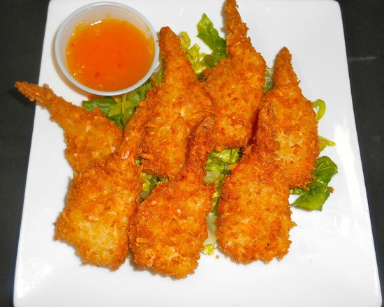 KING Seafood Market & Restaurant: COCONUT SHRIMP