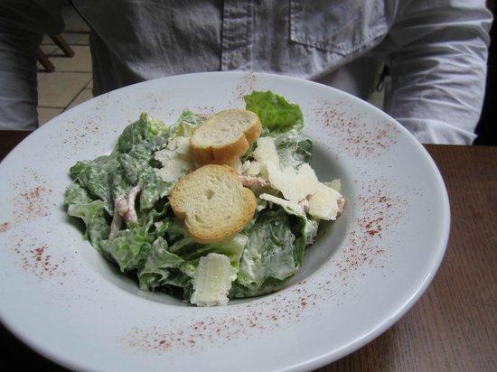 West29 RestoLounge: Ceasar Salad