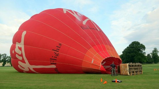 Virgin Balloon Flights - Perth City Centre
