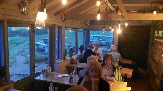 Beach House Cafe : Beachhouse, South Milton Sands, Thurlestone, England