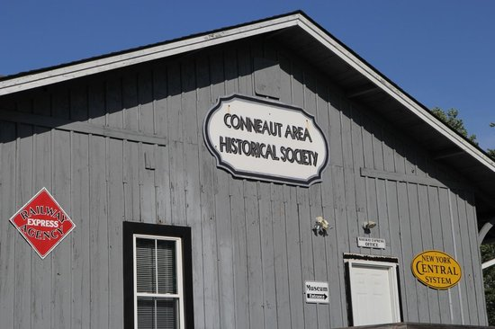 ‪Conneaut Area Historical Society Museum‬