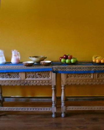 Tambo del Arriero Hotel Boutique: Breakfast Room