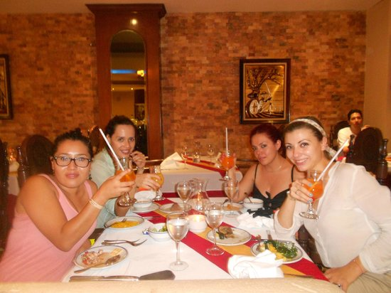 Occidental Tucancun: Restaurante El quijote, delicioso!