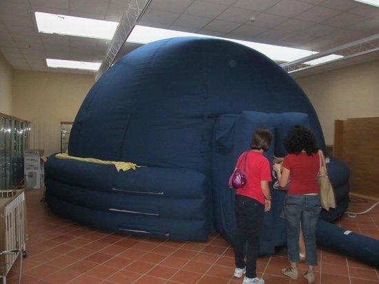 Planetario - Villa Framarino
