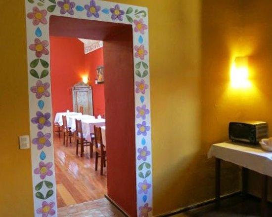 Tambo del Arriero Hotel Boutique: Breakfast area