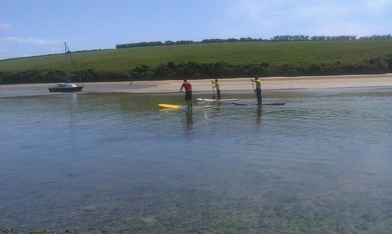 SUP Cornwall - Private Adventures: Stand up lessons