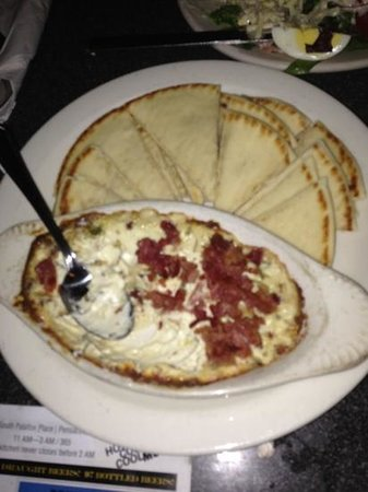 Hopjacks Pizza Kitchen & Taproom: Brie dip