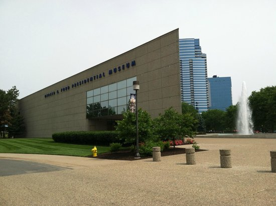Gerald R. Ford Museum: Ford Presidential Museum, Grand Rapids, MI