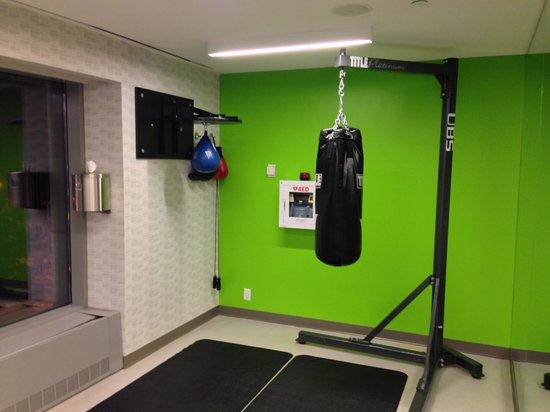W New York - Downtown: Gym