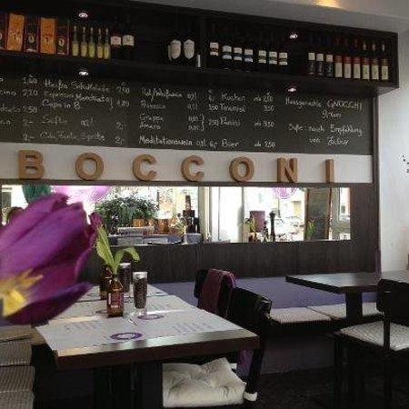 Ristorante Caffe Bocconi: Bocconi