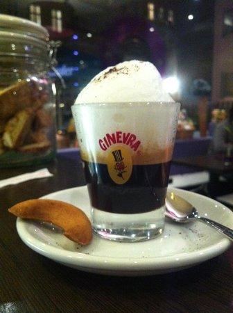 Ristorante Caffè Bocconi: Capo in B