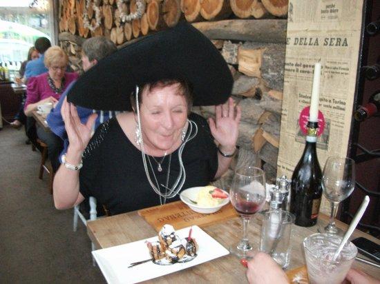 The Italian Farmhouse: Birthday Celebration