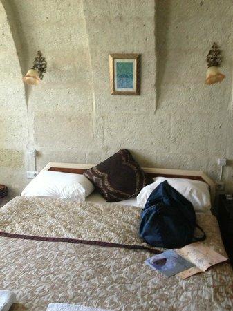 Caravanserai Cave Hotel : Room