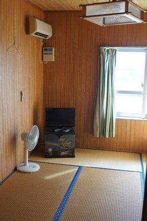 Minshuku Hatoba: 部屋