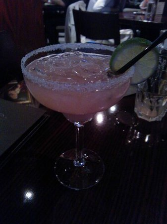 Le Monde Hotel Edinburgh: Margarita anyone?