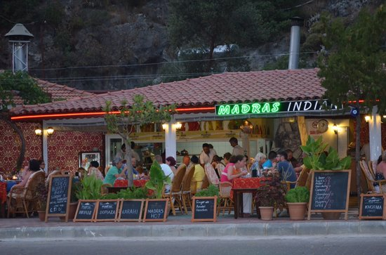 Madras Indian Restaurant