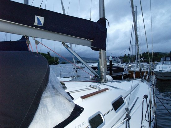 Bowness-on-Windermere, UK: Sail'n'Dine