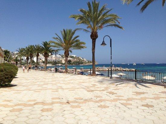 Apartments Mar y Playa: Uitzicht