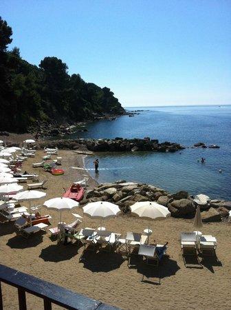 Approdo Resort: la spiaggia riservata