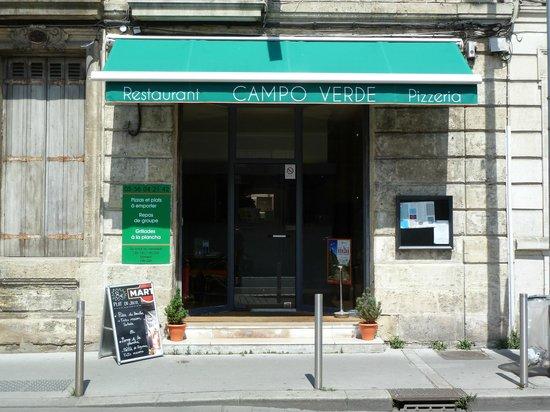 Campo Verde : nouvelle façade