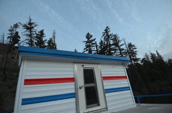 Lake Billy Chinook : Houseboat Penthouse