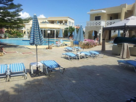 Kastalia Village & Saint Nikolas Hotel : Great pool