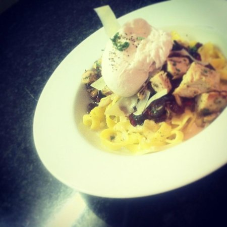 Black Trumpet Bistro: House Crafted Pasta Dishes