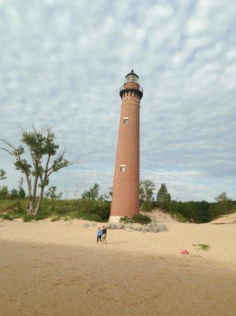 Little Sable Point Lighthouse, June 22, 2013