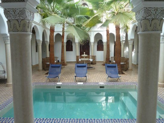 Le jardin d'Abdou: Relaxed