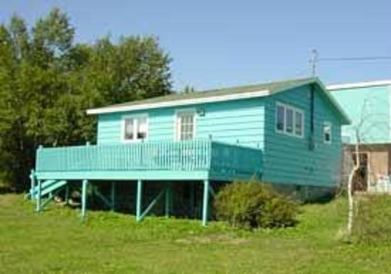 Greenwood Lodge & Motel: Cabin